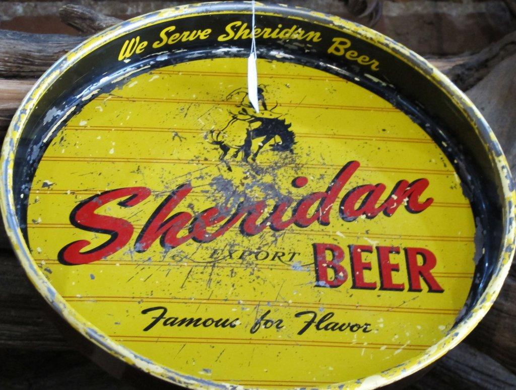 Sheridan Beer Tray