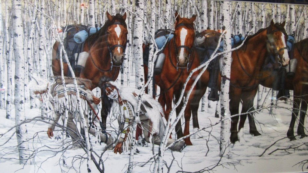 Bev Doolittle Signed Print